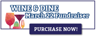 Wine & Dine March 22 Fundraiser