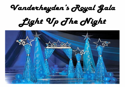 """LIGHT UP THE NIGHT"" AT THE ROYAL GALA"